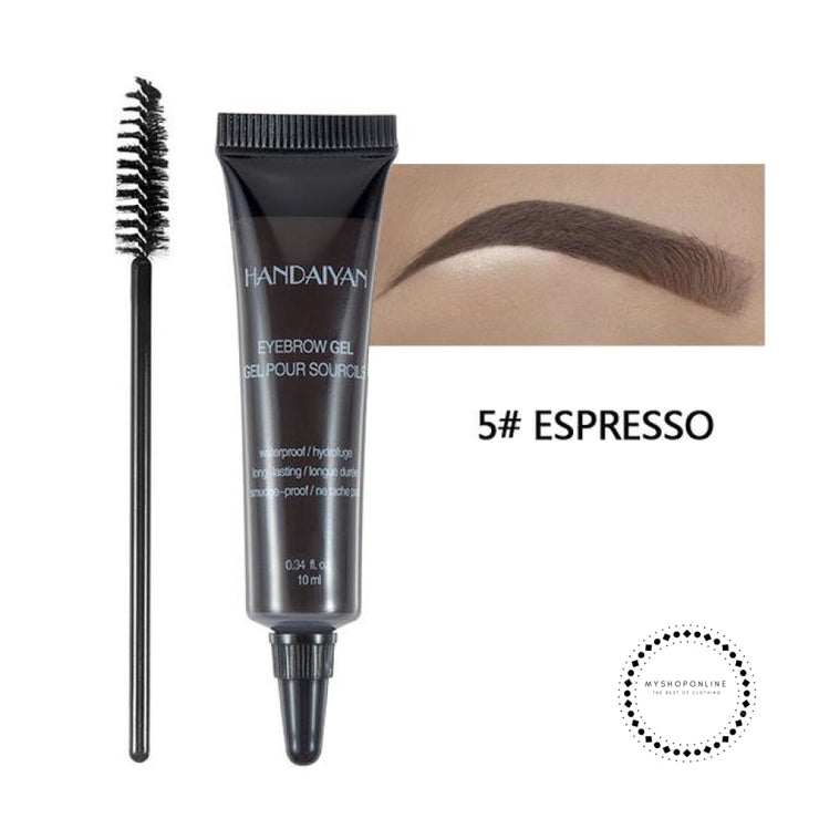 Microblading Eyebrow Tattoo Pen Brush Kit Waterproof Gel Paint Makeup Henna Dye Cream 05