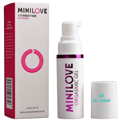 Minilove Orgasmic Gel For Women Love Climax Spray Tighten Vagina Oil Accesorios