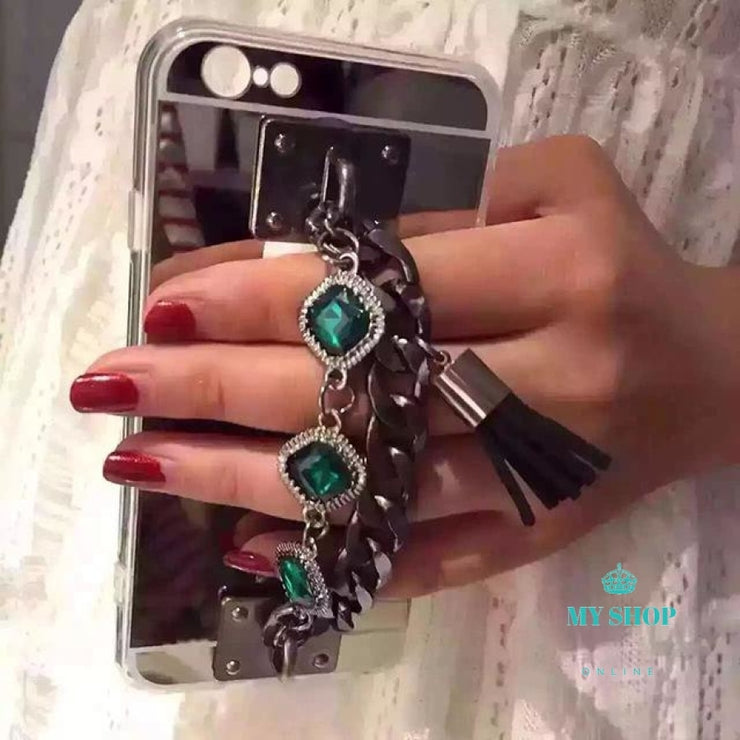 Mirror Phone Case Cover Accesorios