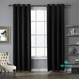 Modern Blackout Curtains For Window Accesorios