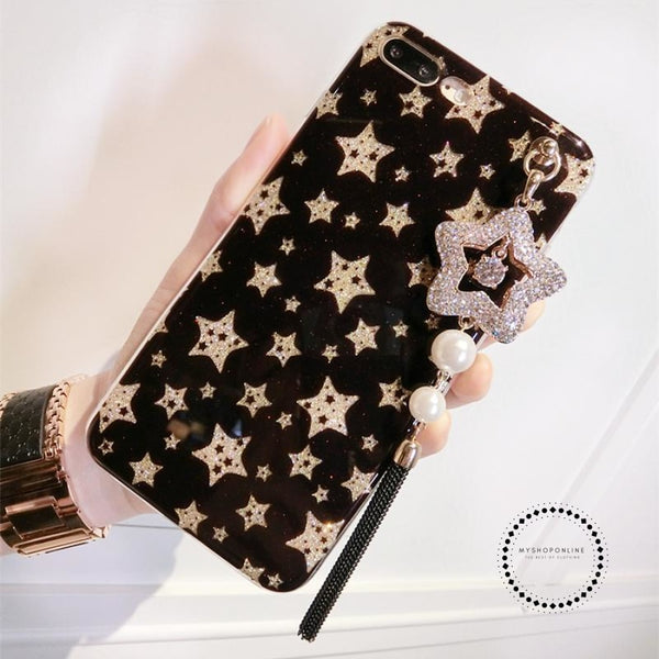 Phone Case Cover For Iphone 7 7Plus 6 6S 6Plus Stars 6S Accesorios