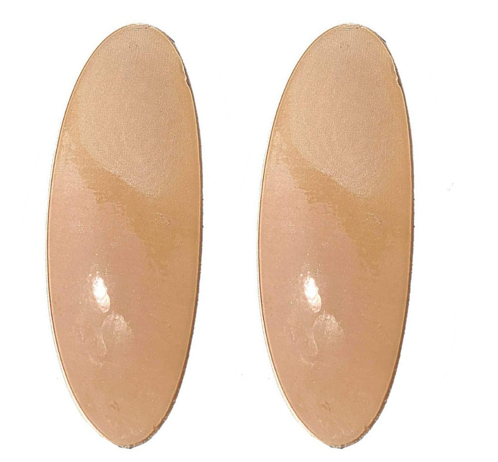 Ajusen Sponge Leg Calf Pads Leg Correctors for Soft self-adhesive for Crooked Thin Legs Body Beauty