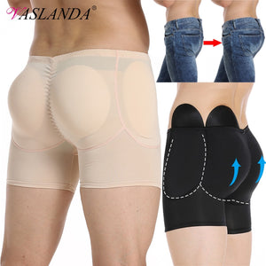 Men Boxer Butt Lifter Panties