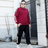 Men Track Suit Big Size 6XL Tracksuit Trainingspak Mannen Chandal Roupas 7XL 8XL Mens Clothing Streetwear Sweat Suits Tuta Uomo