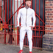Bodybuilding Hoodies Mens set sportwear clothes sweatshirt Hoodies + Pants