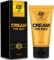 Hot sale Natural 50ml Male Enhancement Cream Penis Bigger Thicker Extend Penis Sexy Massage Cream Long Lasting