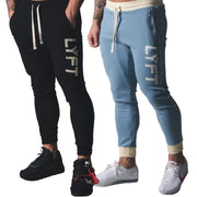 Jogging Pants Men Sport Sweatpants Running Pants Men Joggers Cotton Trackpants Slim Fit Pants Bodybuilding Trouser 20CK07