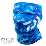 8 Styles Windproof Hiking Riding Scarf Bandana Ice Cycling Face Neck Gaiter Fishing Scarf Outdoor Sun Protection Muffle