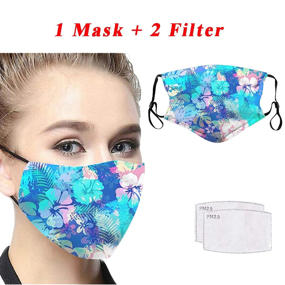 CORONAVIRUS FACE MOUTH MASKS