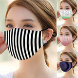 1PCS Summer Adult face cover Floral Women Men Cotton Face Scarf Washed Reusable mouth face Breathable For Driving Cycling#K30