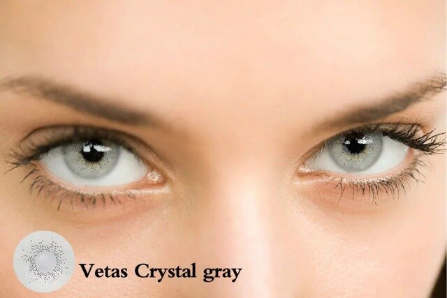 Betas Yearly Cycle Soft Quality Colored Contact Lenses Natural Eye Cosmetic Contact Lens