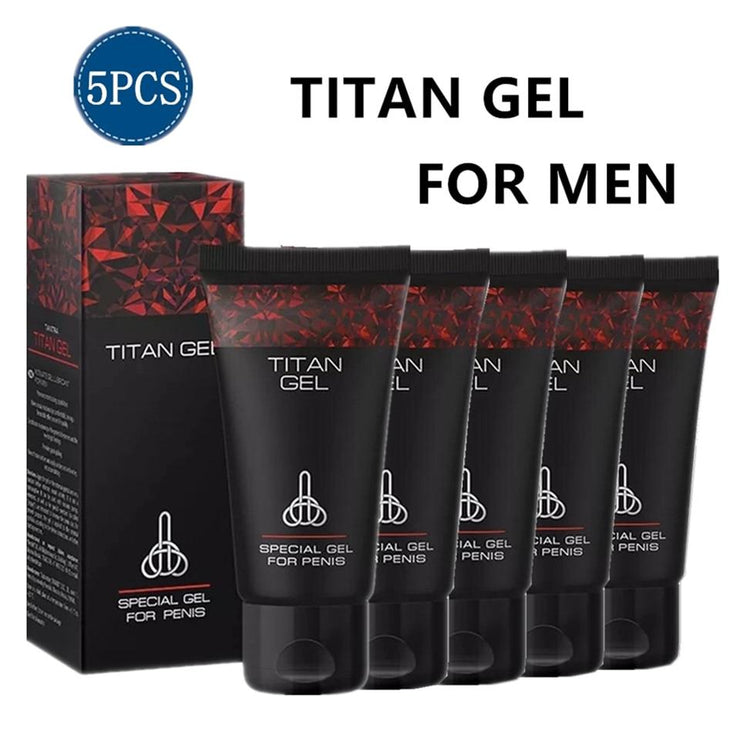 Titan gel MIRACULOUS GEL TO ENLARGE THE PENIS
