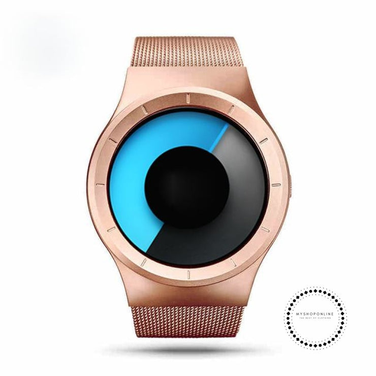 Quartz Watches Men Top Luxury Brand Casual Rose Gold With Box Accesorios