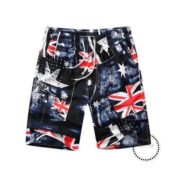 Sexy Beach Shorts Men Swimwear Mizi / L Hombres