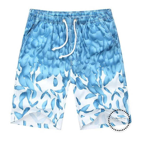 Sexy Beach Shorts Men Swimwear Yumao1 / L Hombres
