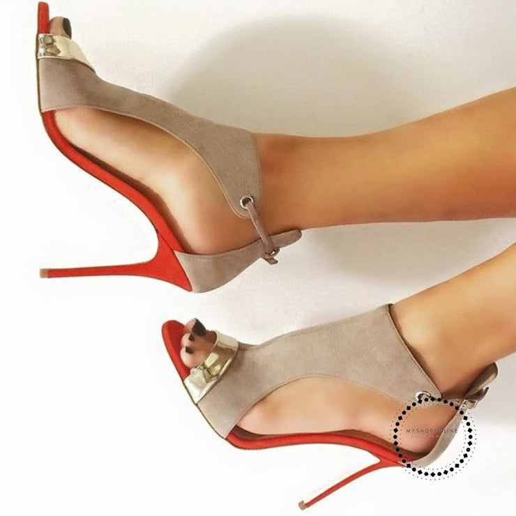 Shoes Women Red / 5 Accesorios