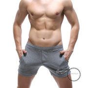 Shorts Men Bath Swimsuit Man Beach Boardshorts Gray / L Accesorios