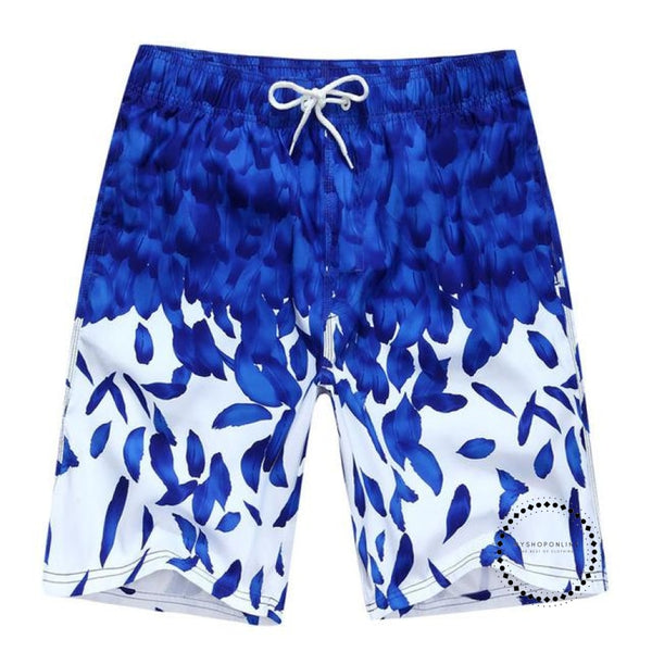 Shorts Men Swimwear Yumao / L