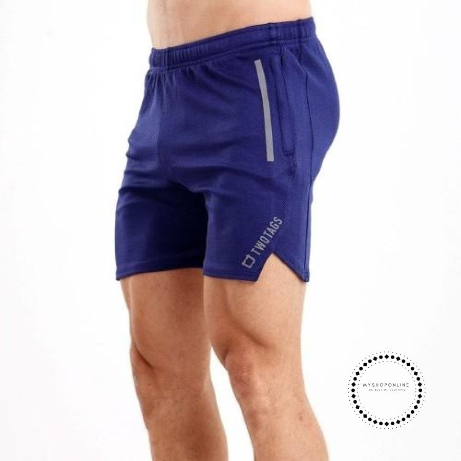 Shorts Mens High Waist Drawstring Loose Summer Beach Casualrunning Breathable Elastic Male 1 / Xl
