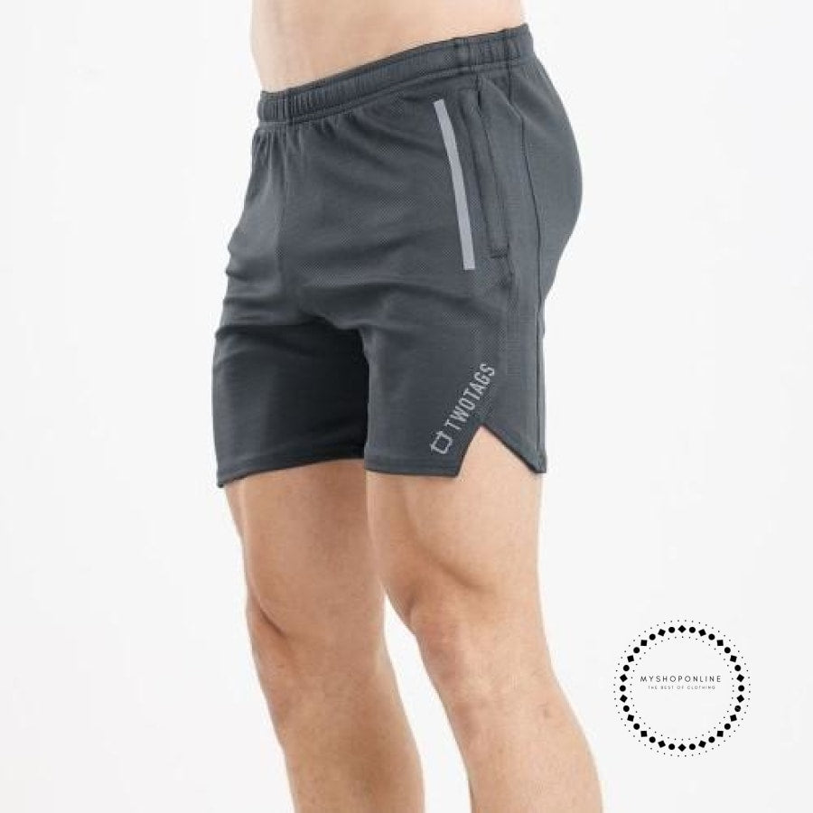 Shorts Mens High Waist Drawstring Loose Summer Beach Casualrunning Breathable Elastic Male 2 / Xl