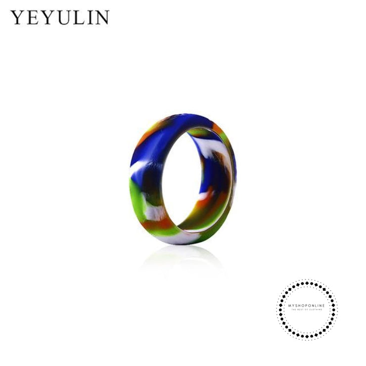 Silicone Ring For Men 9 / Multi Accesorios