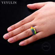 Silicone Ring For Men Accesorios