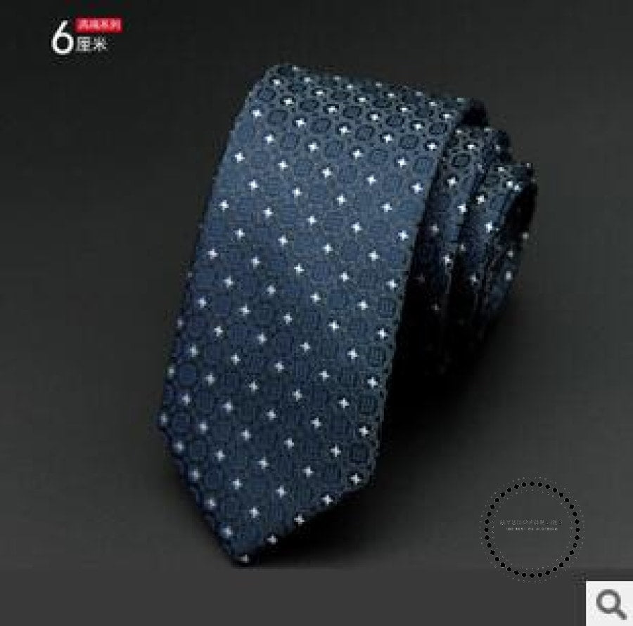 Slim Tie Business For Men 02 Accesorios