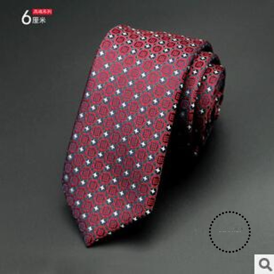 Slim Tie Business For Men 03 Accesorios
