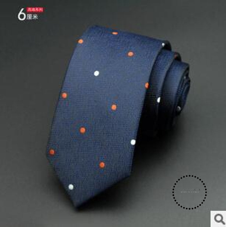 Slim Tie Business For Men 09 Accesorios