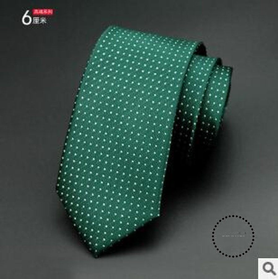 Slim Tie Business For Men 10 Accesorios