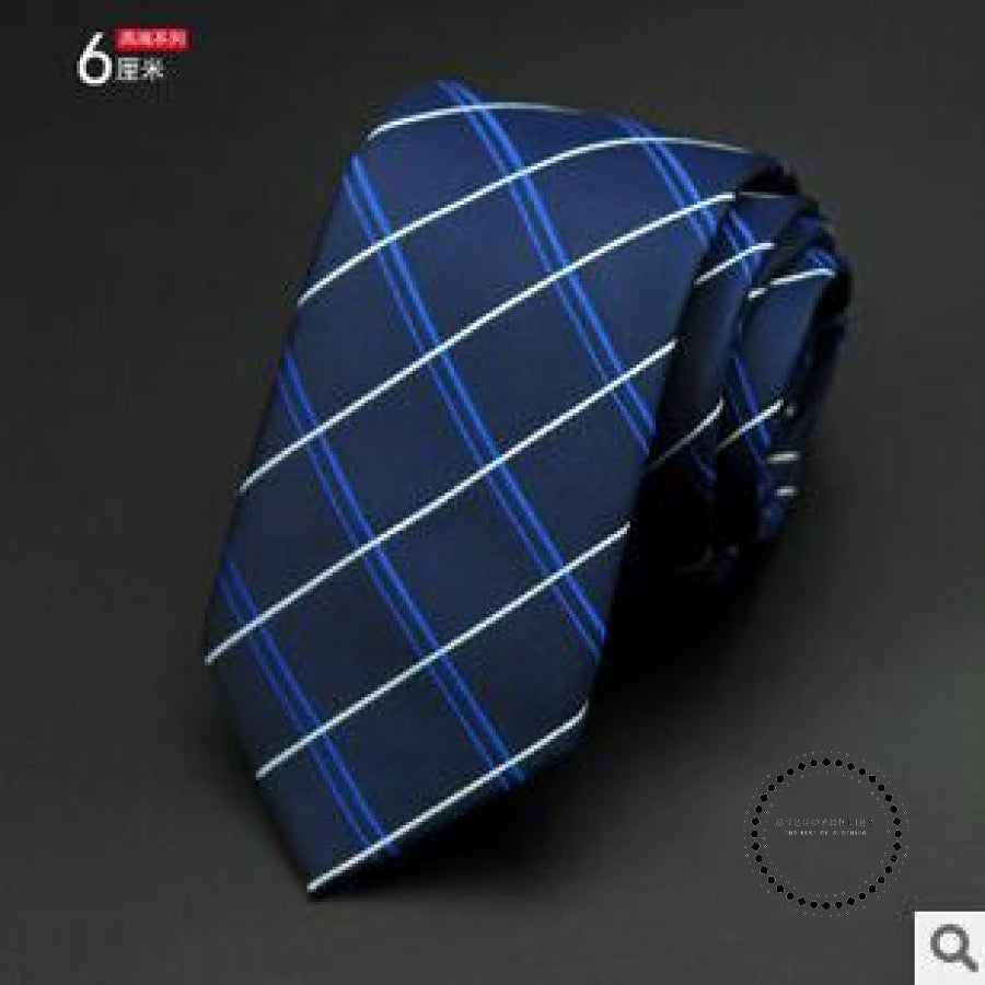 Slim Tie Business For Men 13 Accesorios
