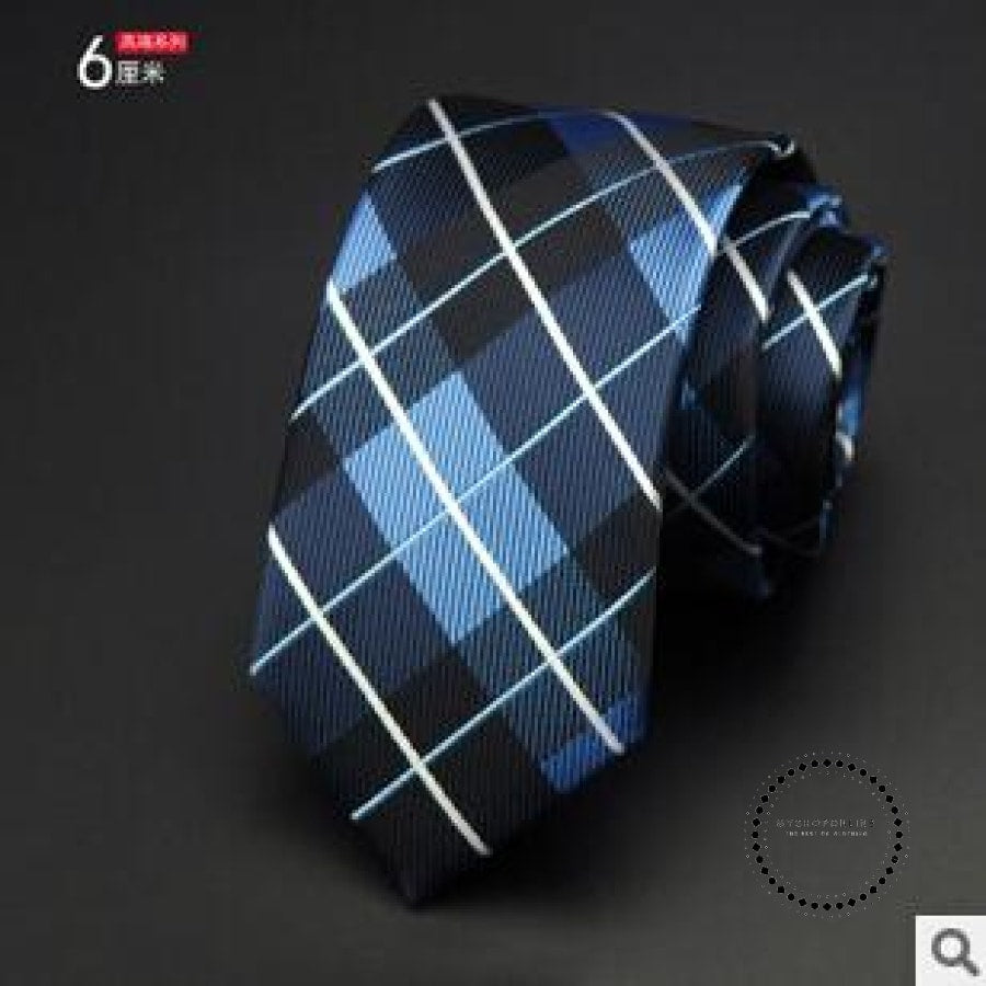 Slim Tie Business For Men 14 Accesorios