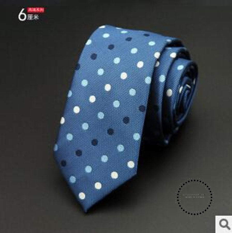 Slim Tie Business For Men 17 Accesorios