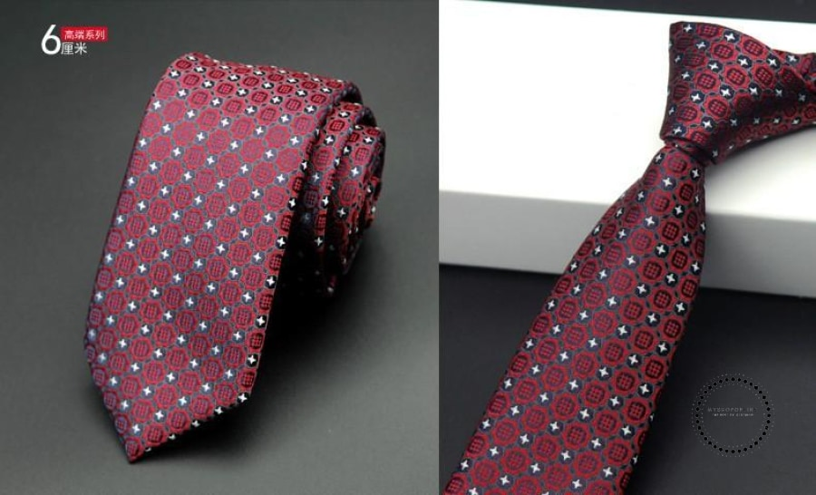 Slim Tie Business For Men Accesorios