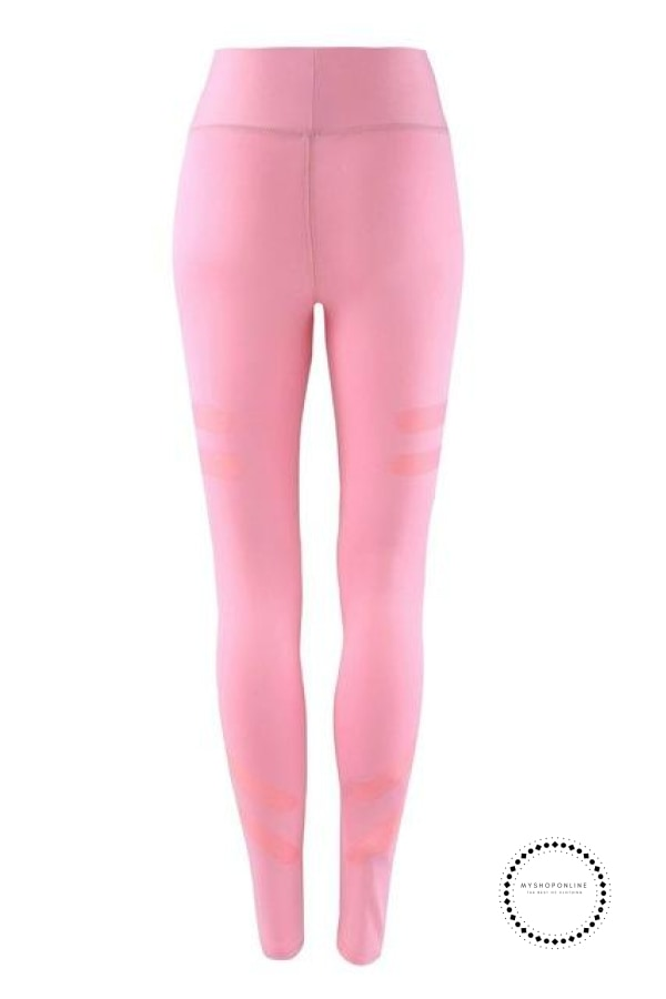 Sporting Leggings Clothing For Women Pink / S Ropa Intérieur