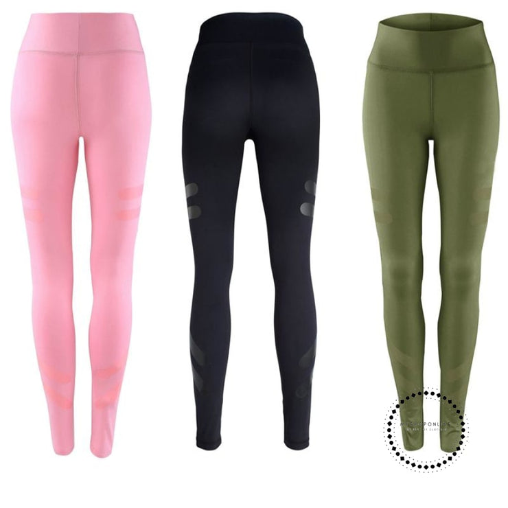 Sporting Leggings Clothing For Women Ropa Intérieur
