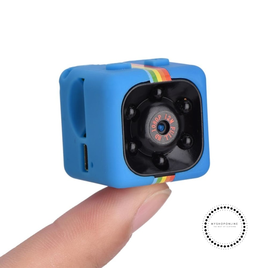 Sq11 Mini Camera Hd 1080P Night Vision Camcorder Car Dvr Infrared Video Recorder