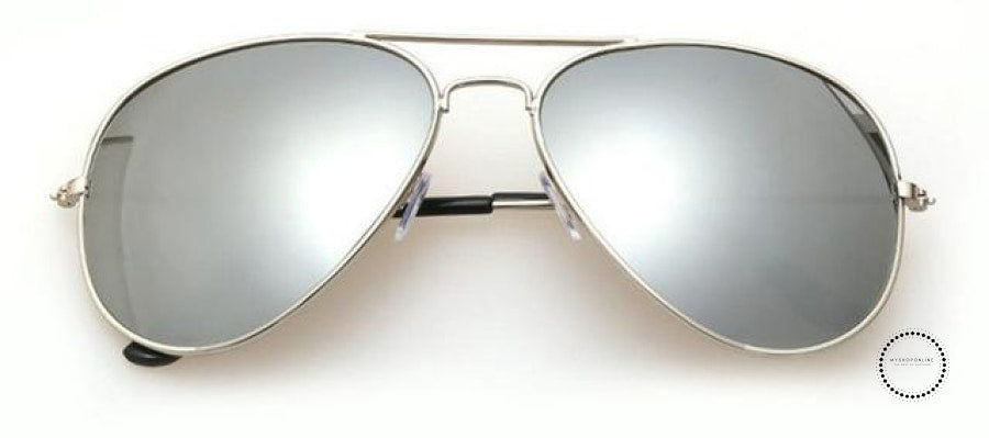 Sunglasses Women And Men Silver F / Colors Accesorios
