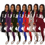 Two Piece Set Women Tracksuits Sweat Suit Casual Sweatshirt Tracksuit Accesorios