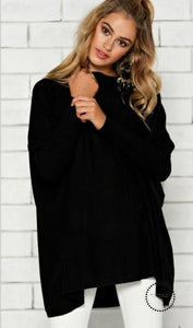 Winter Dress Zc2355 Black / S Accesorios