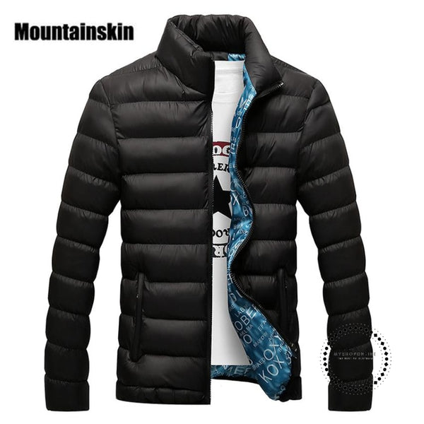 Winter Men Jacket Accesorios