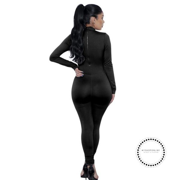 Woman Tight Bodysuit Accesorios
