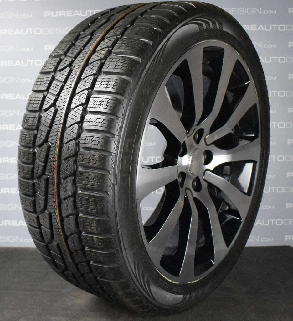 20 inch Range Rover Sport Autobiography Alloy Wheels With Nokian Winter Tyres