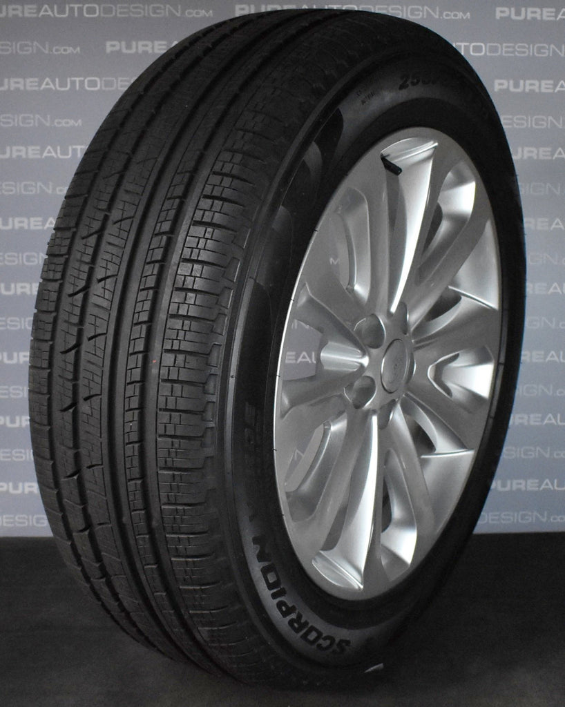 20 inch Range Rover L405 502 Alloy Wheel With Pirelli Scorpion Tyres