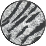 PopGrip Vegan Leather Zebra, PopSockets