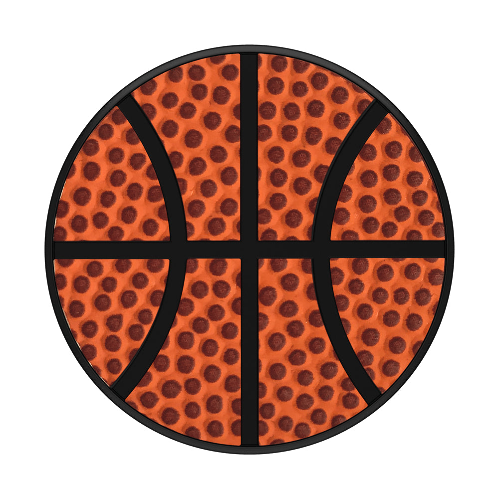 Basketball PU Inlay, PopSockets