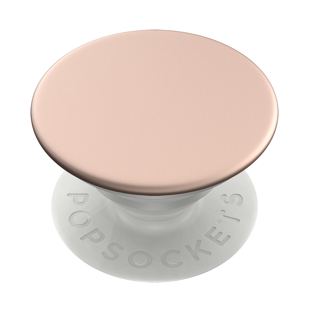 PopGrip Aluminum Rose Gold