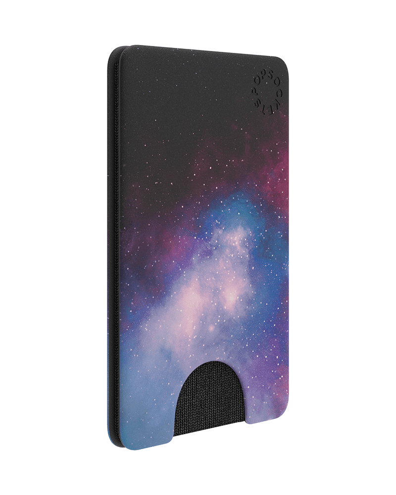 PopWallet Blue Galaxy