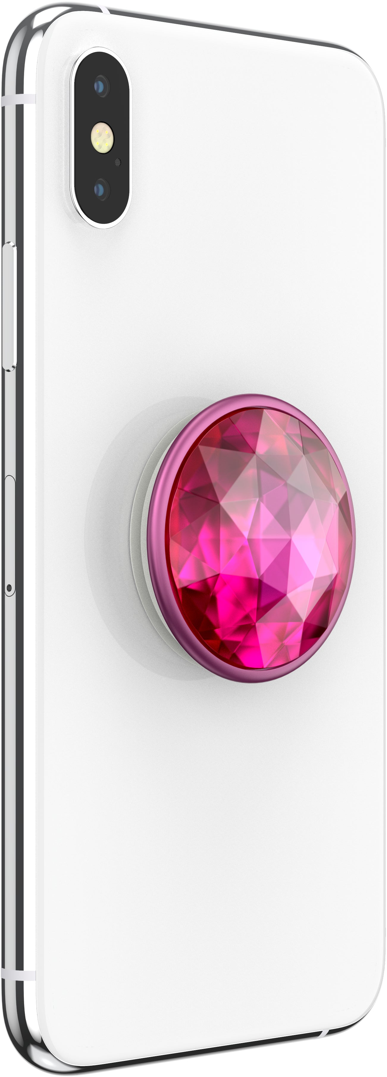 PopGrip Disco Crystal Plum Berry, PopSockets