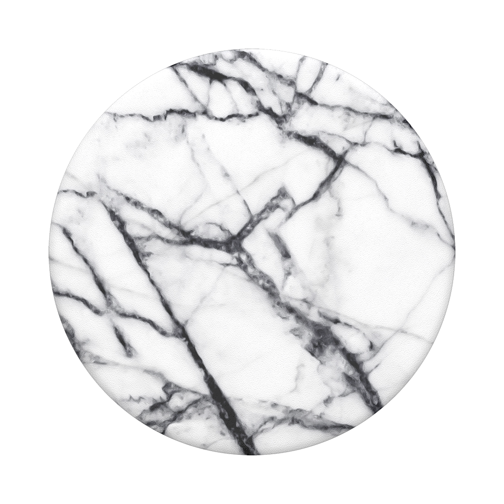PopGrip Dove White Marble